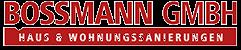 Bossmann GmbH Stuttgart | Sanierung und Renovierung aus einer Hand Logo